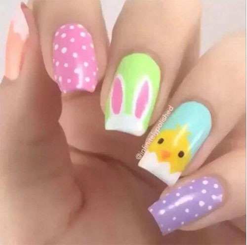 Simple-Easy-Easter-Nails-Art-Designs-2020-3