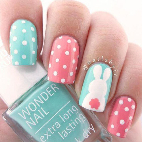 Simple-Easy-Easter-Nails-Art-Designs-2020-4