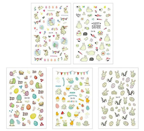 Easter-Nail-Art-Stickers-Decals-2020-10