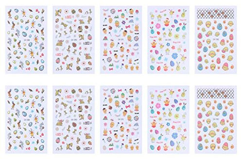 Easter-Nail-Art-Stickers-Decals-2020-4