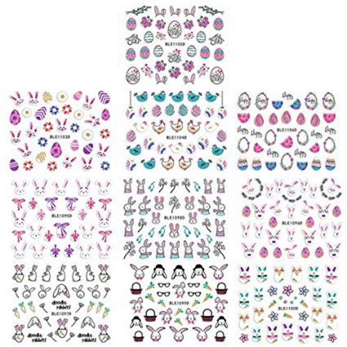 Easter-Nail-Art-Stickers-Decals-2020-5