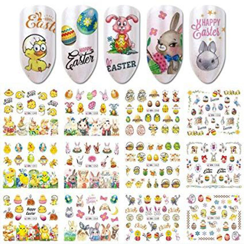 Easter-Nail-Art-Stickers-Decals-2020-8