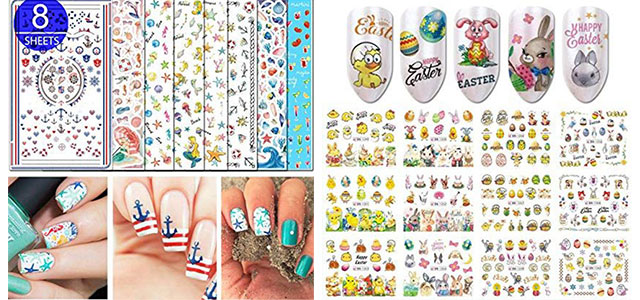 Easter-Nail-Art-Stickers-Decals-2020-F