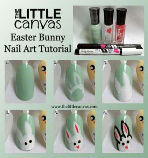Easter-Nail-Art-Tutorials-For-Beginners-Learners-2020-10