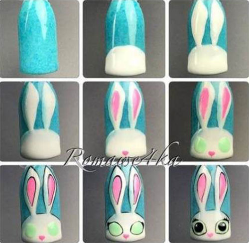 Easter-Nail-Art-Tutorials-For-Beginners-Learners-2020-3