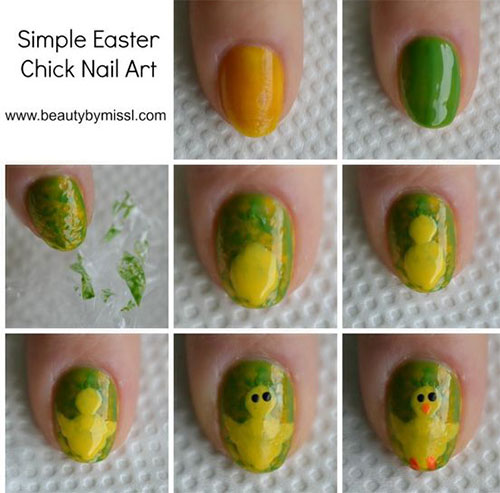 Easter-Nail-Art-Tutorials-For-Beginners-Learners-2020-7