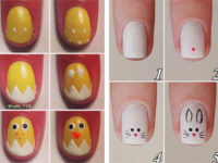 Easter-Nail-Art-Tutorials-For-Beginners-Learners-2020-F