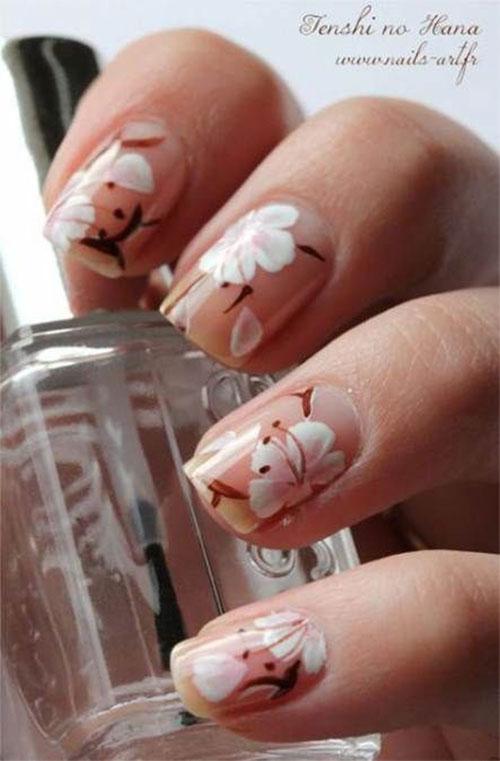 Cherry-Blossom-Spring-Nails-Art-Designs-Ideas-2020-10