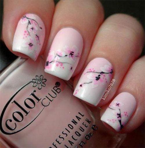Cherry-Blossom-Spring-Nails-Art-Designs-Ideas-2020-2