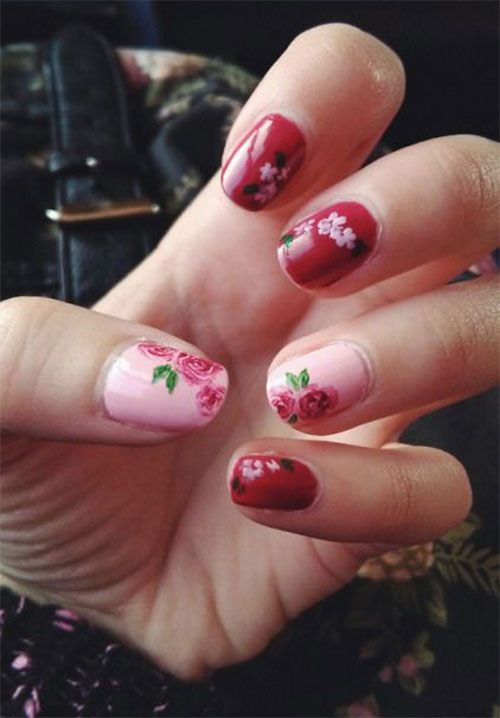 Simple-Easy-Spring-Nails-Art-Designs-2020-12