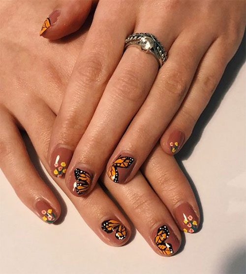 Simple-Easy-Spring-Nails-Art-Designs-2020-13