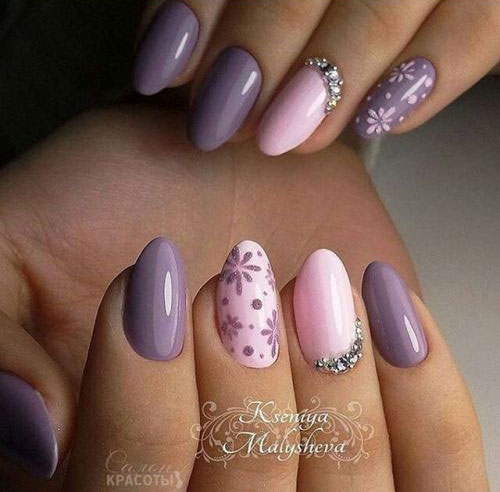 Simple-Easy-Spring-Nails-Art-Designs-2020-14