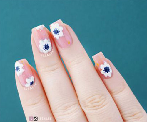 Simple-Easy-Spring-Nails-Art-Designs-2020-15