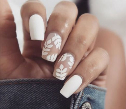 Simple-Easy-Spring-Nails-Art-Designs-2020-9