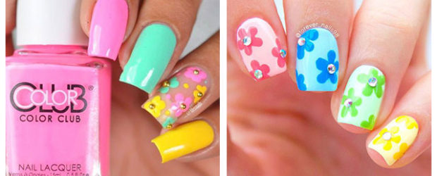 Simple-Easy-Spring-Nails-Art-Designs-2020-F