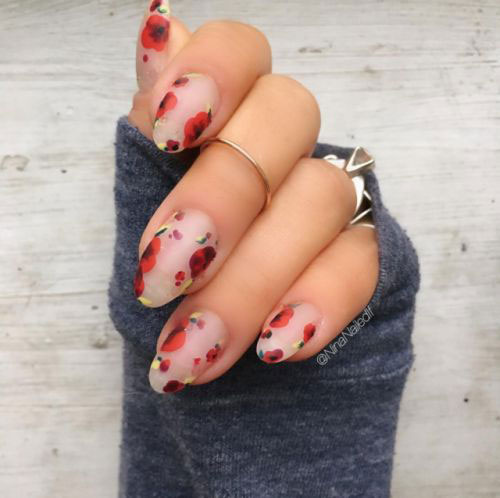 Spring-Floral-Nails-Art-Ideas-2020-16
