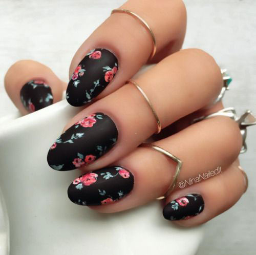 Spring-Floral-Nails-Art-Ideas-2020-8