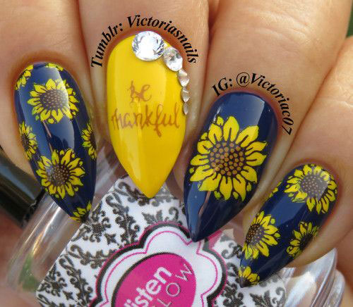 Spring-Floral-Nails-Art-Ideas-2020-9
