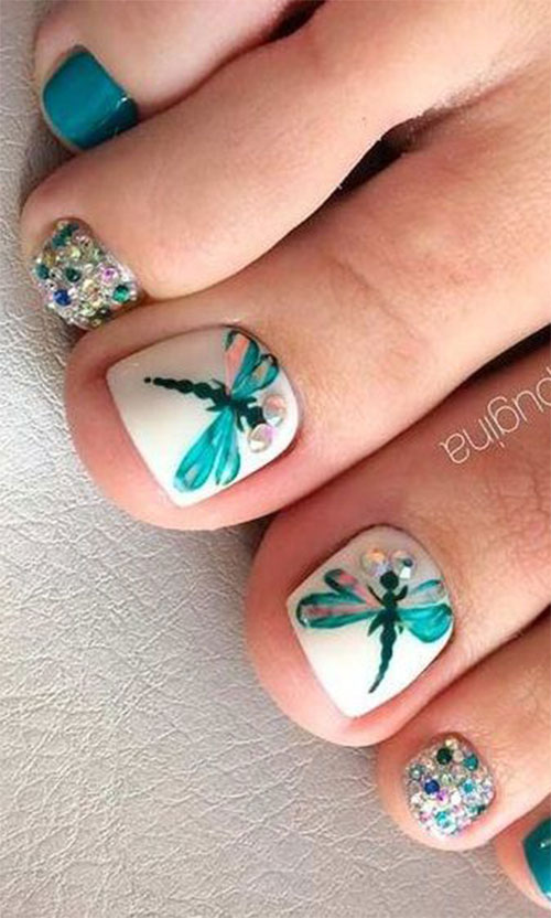 Spring-Toe-Nails-Art-Designs-Ideas-2020-16