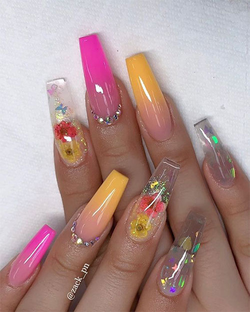 Neon-Summer-Nails-Art-Designs-2020-14