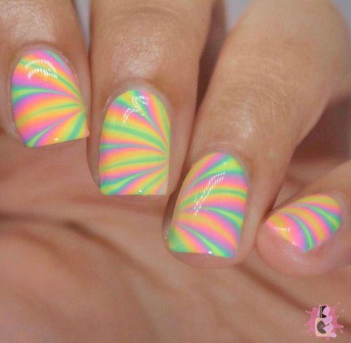 Neon-Summer-Nails-Art-Designs-2020-9