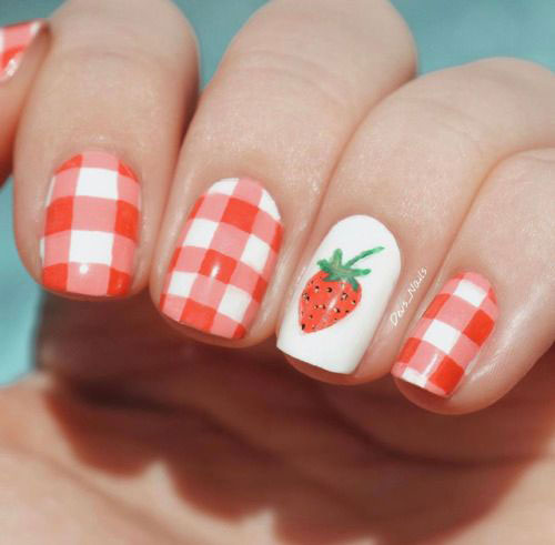 Simple-Easy-Summer-Nails-Art-Designs-Ideas-2020-5