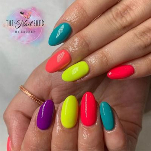 Simple-Easy-Summer-Nails-Art-Designs-Ideas-2020-7