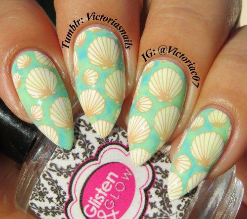 Summer-Beach-Nails-Art-Designs-Ideas-2020-12