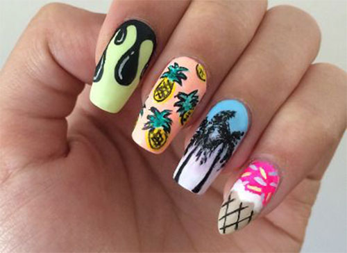 Summer-Beach-Nails-Art-Designs-Ideas-2020-16
