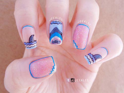 Summer-Beach-Nails-Art-Designs-Ideas-2020-4