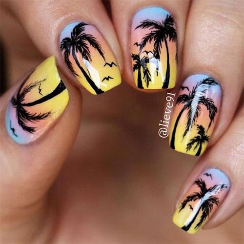 Summer-Beach-Nails-Art-Designs-Ideas-2020-6