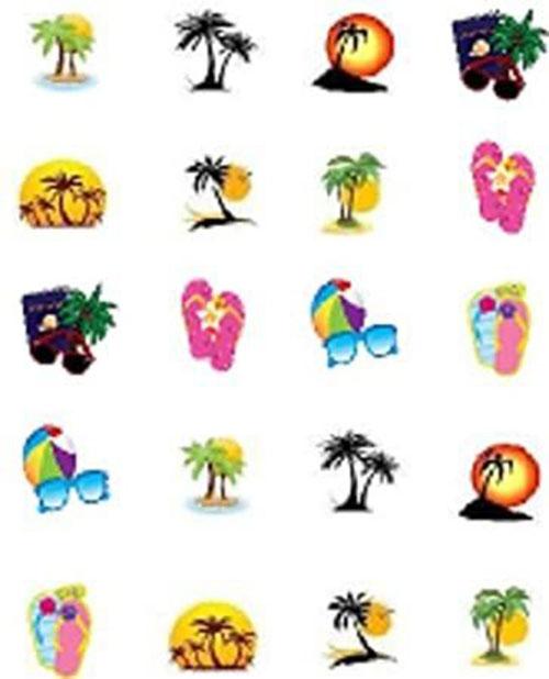 Summer-Nail-Art-Tutorials-For-Beginners-2020-15