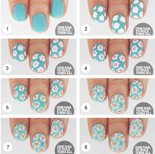 Summer-Nail-Art-Tutorials-For-Beginners-2020-2