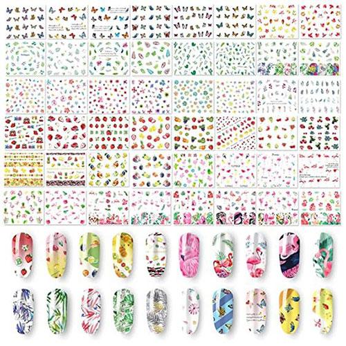 Summer-Nail-Art-Tutorials-For-Beginners-2020-3