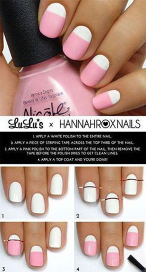 Summer-Nail-Art-Tutorials-For-Beginners-2020-4