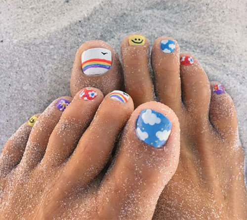Summer-Toe-Nails-Art-Designs-Ideas-2020-13