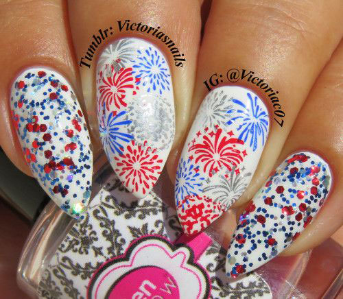 4th-of-July-Fireworks-Nail-Art-Designs-Ideas-2020-6