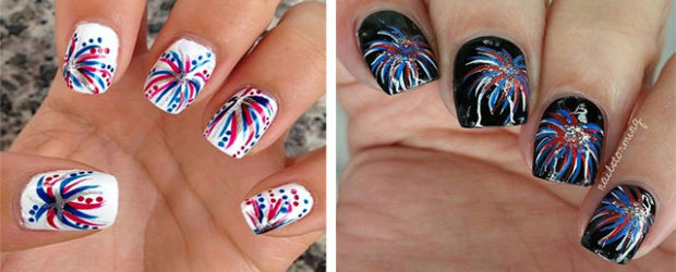 4th-of-July-Fireworks-Nail-Art-Designs-Ideas-2020-F