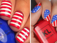 American-Flag-Nail-Art-Ideas-2020-4th-of-July-Nails-F