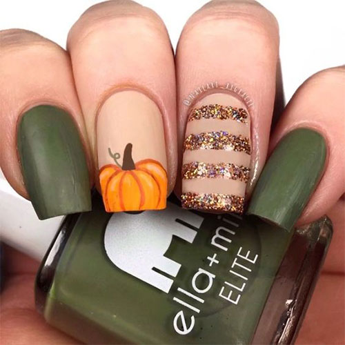 Easy-Simple-Halloween-Nail-Art-For-Beginners-2020-4