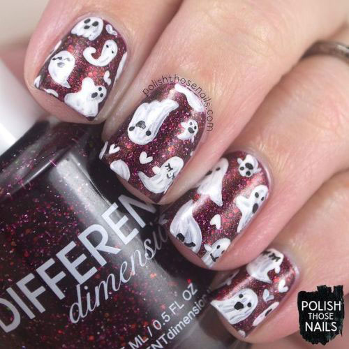 Halloween-Ghost-Nail-Art-Ideas-2020-Ghost-Nails-3