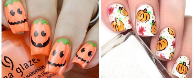 Halloween-Pumpkin-Face-Nail-Art-Designs-2020-Pumpkin-Nails-F