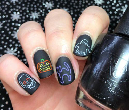 Happy-Halloween-Nail-Art-Designs-2020-October-Nails-2020-5