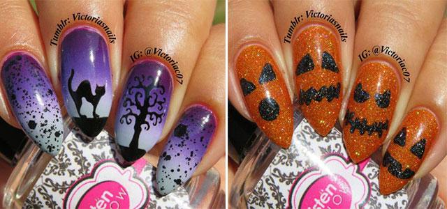 Happy-Halloween-Nail-Art-Designs-2020-October-Nails-2020-F