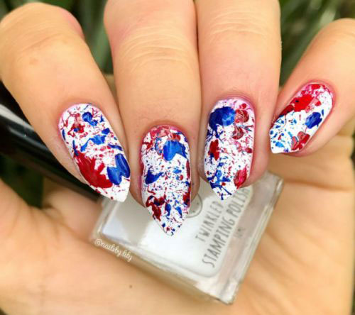 Simple-Easy-4th-of-July-Nails-Art-Designs-2020-10