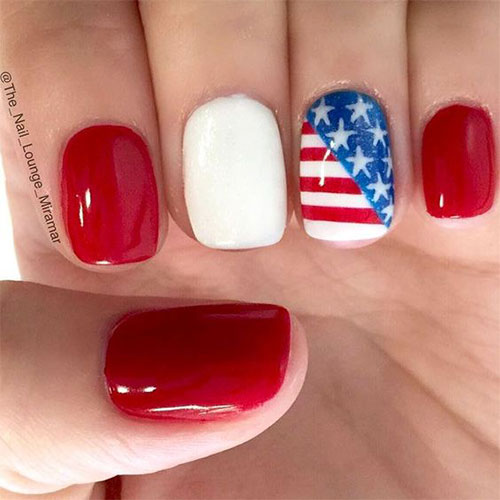 Simple-Easy-4th-of-July-Nails-Art-Designs-2020-11