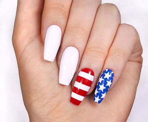 Simple-Easy-4th-of-July-Nails-Art-Designs-2020-12