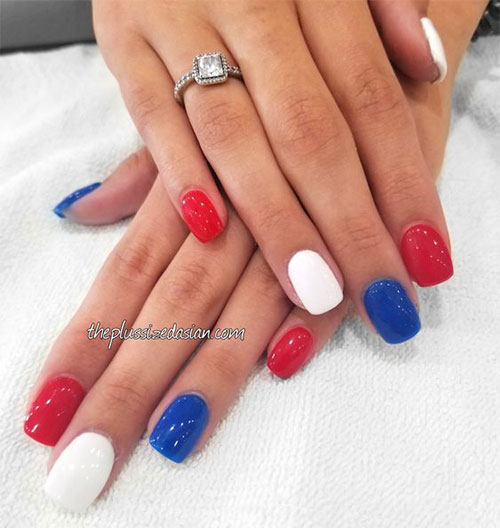 Simple-Easy-4th-of-July-Nails-Art-Designs-2020-13