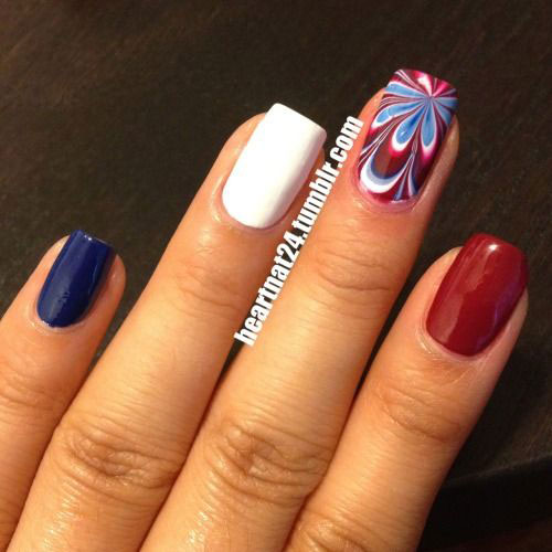 Simple-Easy-4th-of-July-Nails-Art-Designs-2020-14
