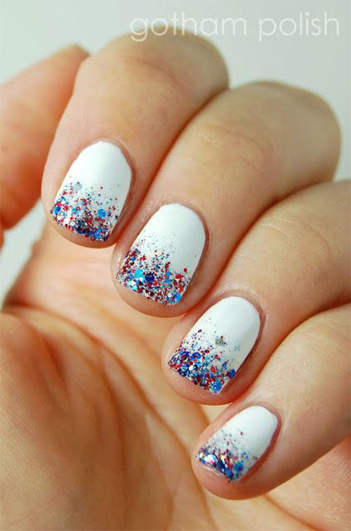 Simple-Easy-4th-of-July-Nails-Art-Designs-2020-4